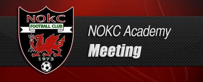 Academy Meeting