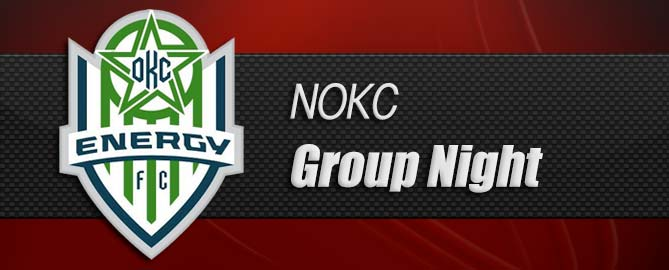 OKC Energy – NOKC Group Night