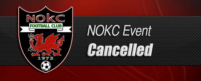 Speed & Skills Cancelled Today