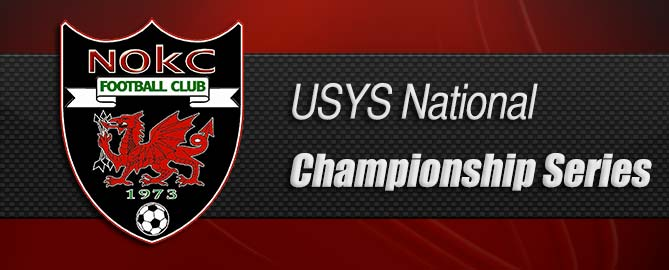 US Youth Soccer National Championship Series