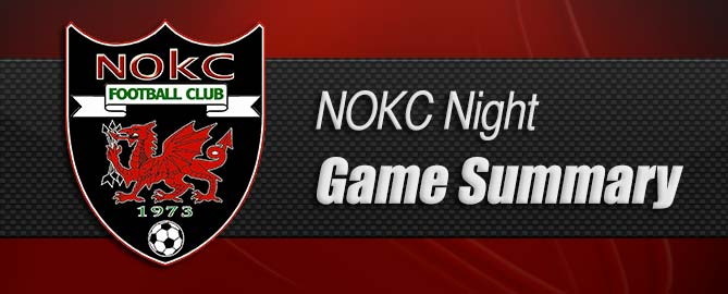 NOKC Night – Game Summary